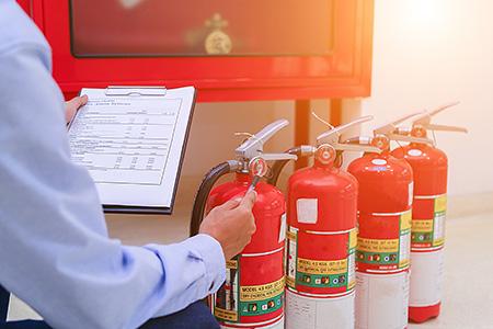 commercial fire equipment supplier